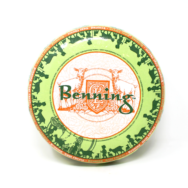 Benning Goat Gouda Cheese - Cured and Cultivated