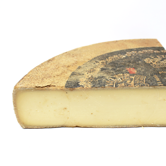L'Etivaz Cheese Switzerland - Cured and Cultivated
