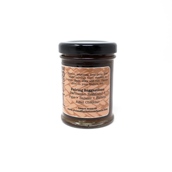 Friend in Cheeses Onion Jam, 2.6 oz - Cured and Cultivated
