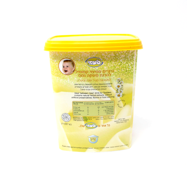 Taami Israel Instant Baby Tea Chamomile, 250 gr. - Cured and Cultivated
