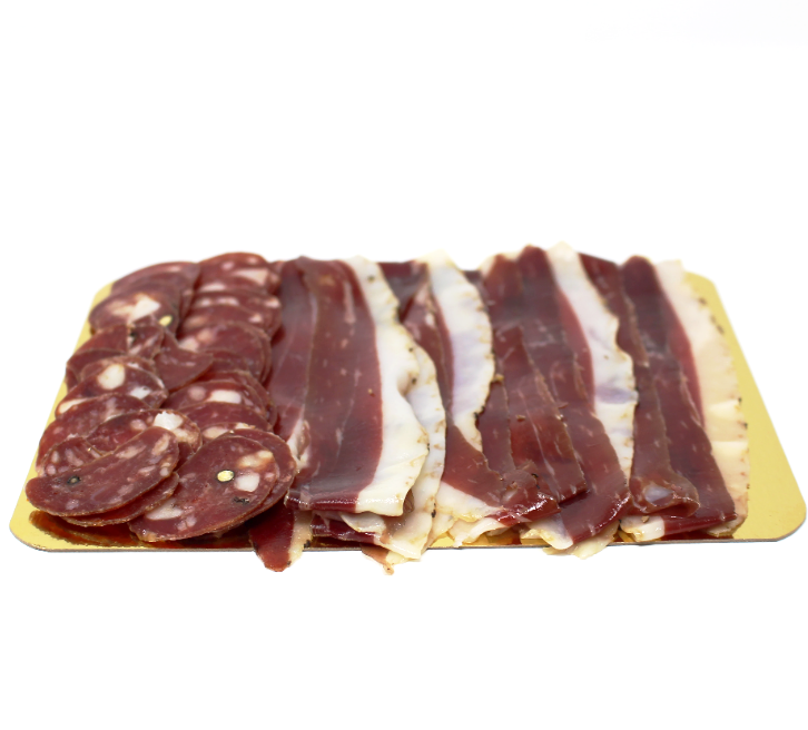 Angel's Duck Salami and Prosciutto Sampler, 3 oz. - Cured and Cultivated