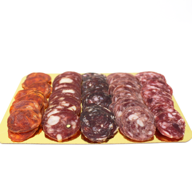Angel's Salami Charcuterie Sampler - Cured and Cultivated