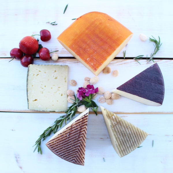 Spanish Cheese Sampler - Cured and Cultivated