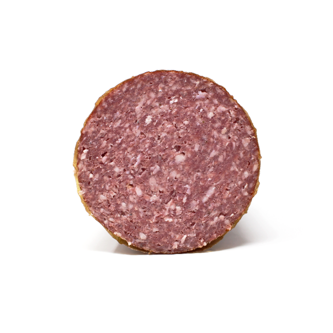 Cervelat German Salami Mattern Sausage - Cured and Cultivated