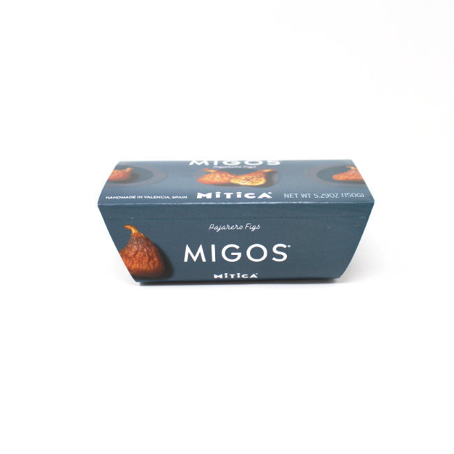 Mitica Migos Pajarero figs Spain - Cured and Cultivated