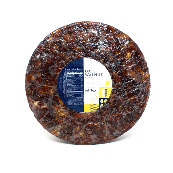 Mitica Date Walnut Cake Spain - Cured and Cultivated