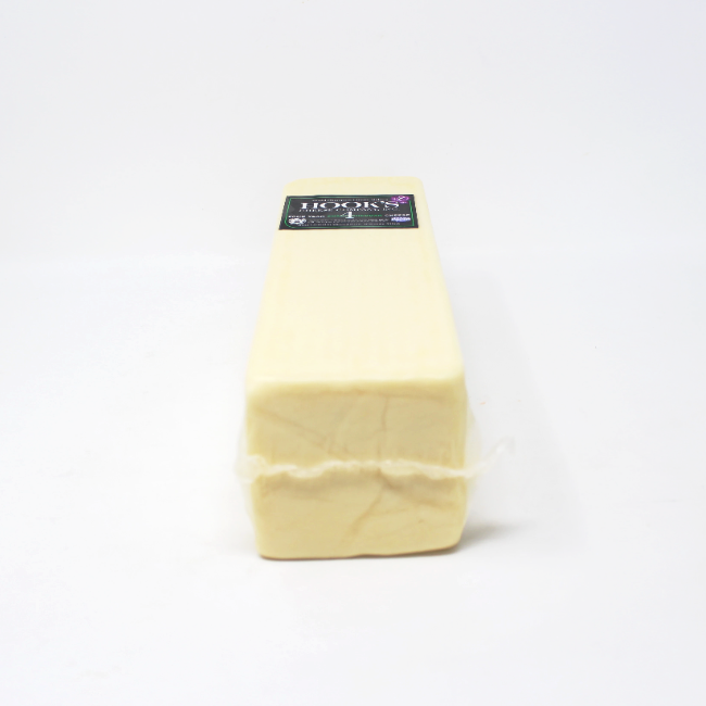 Hook's four 4 Year Sharp Cheddar - Cured and Cultivated