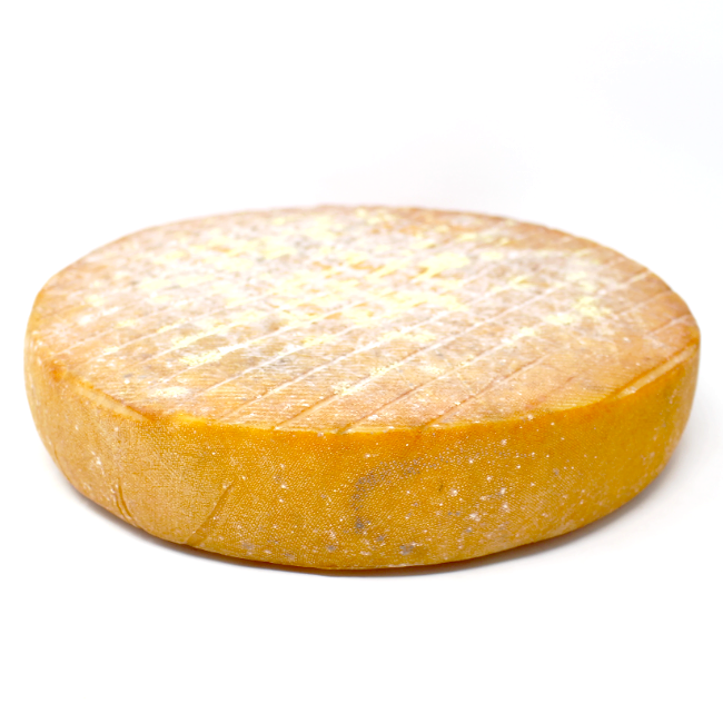 Beillevaire Tomme Du Bocage Au Muscadet Cheese - Cured and Cultivated