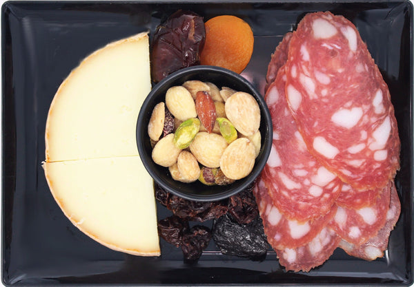 Cheese & Charcuterie Plate, 3 oz - Cured and Cultivated