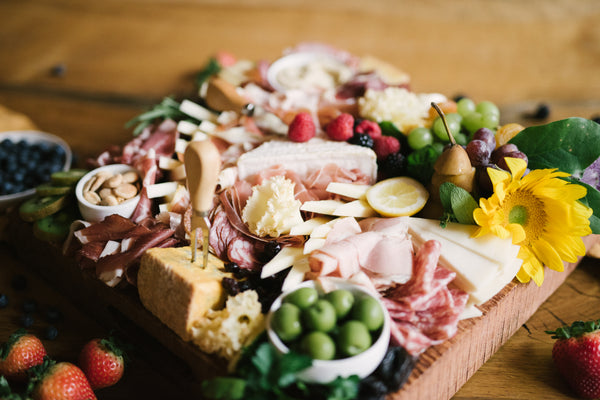 Charcuterie Boards - Cured and Cultivated