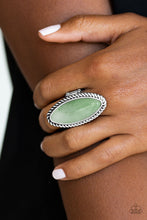 Load image into Gallery viewer, Paparazzi Jewerly Ring Eco Ego Green