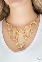 Load image into Gallery viewer, Paparazzi Jewelry Necklace Prime Prowess Gold