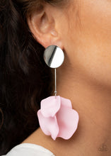 Load image into Gallery viewer, Paparazzi Jewelry Earrings Petal Pathways - Pink