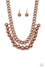 Load image into Gallery viewer, Paparazzi Jewelry Necklace Get Off My Runway - Copper