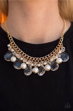 Load image into Gallery viewer, Paparazzi Jewelry Necklace Twinkly Typhoon - Gold