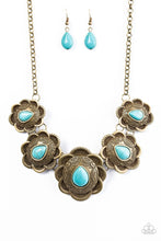 Load image into Gallery viewer, Paparazzi Jewelry Necklace Too Many Chiefs - Brass