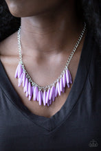 Load image into Gallery viewer, Paparazzi Jewelry Necklace Full Of Flavor - Purple