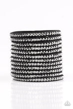 Load image into Gallery viewer, Paparazzi Jewelry Bracelet The Boss Is Back - Black