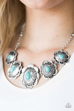 Load image into Gallery viewer, Paparazzi Jewelry Necklace Too Many Chiefs - Blue