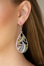 Load image into Gallery viewer, Paparazzi Jewelry Earrings Underestimated - Green