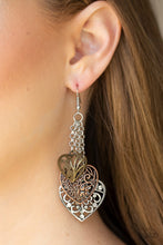 Load image into Gallery viewer, Paparazzi Jewelry Earrings Once Upon A Heart - Multi
