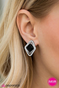 Paparazzi Jewelry Earrings Put On Your Tiara