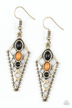 Load image into Gallery viewer, Paparazzi Jewelry Earrings Terra Territory - Brass