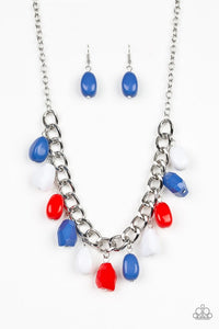 Paparazzi Jewelry Necklace Take The COLOR Wheel! - Multi