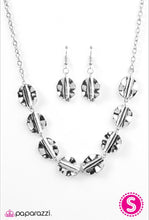 Load image into Gallery viewer, Paparazzi Jewelry Necklace TRIBE, TRIBE, Again - Silver
