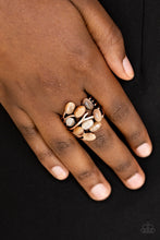 Load image into Gallery viewer, Paparazzi Jewelry Ring Really Starting To Glow On Me Cooper