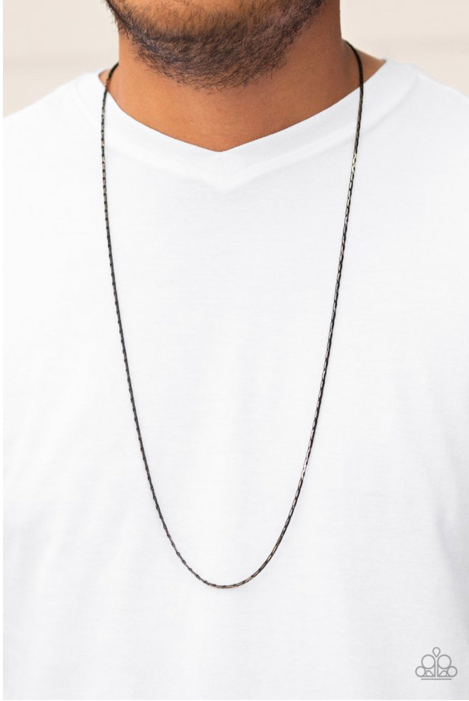 Paparazzi Jewelry Men Game Day - Gold
