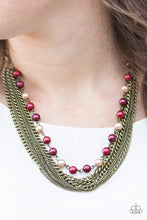 Load image into Gallery viewer, Paparazzi Jewelry Necklace Fierce Fashion - Multi
