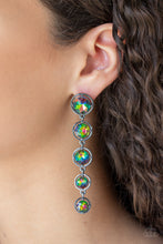 Load image into Gallery viewer, Paparazzi Jewelry Earrings Drippin In Starlight - Multi