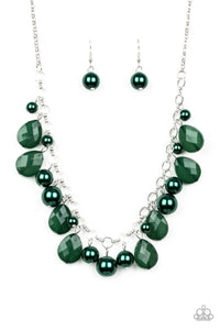 Paparazzi Jewelry Necklace Pacific Posh - Green