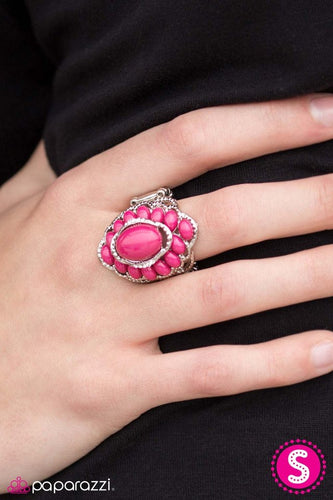 Paparazzi Jewelry Ring Girl? - Pink