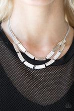 Load image into Gallery viewer, Paparazzi Jewelry Necklace Call Me Cleopatra - Silver