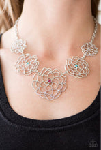 Load image into Gallery viewer, Paparazzi Jewelry Necklace Crowned Carnation - Multi