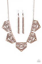 Load image into Gallery viewer, Paparazzi Jewelry Necklace Hacienda Heights - Copper