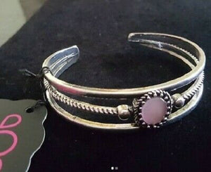Paparazzi Jewelry Bracelet Top Of The Pop Charts Pink