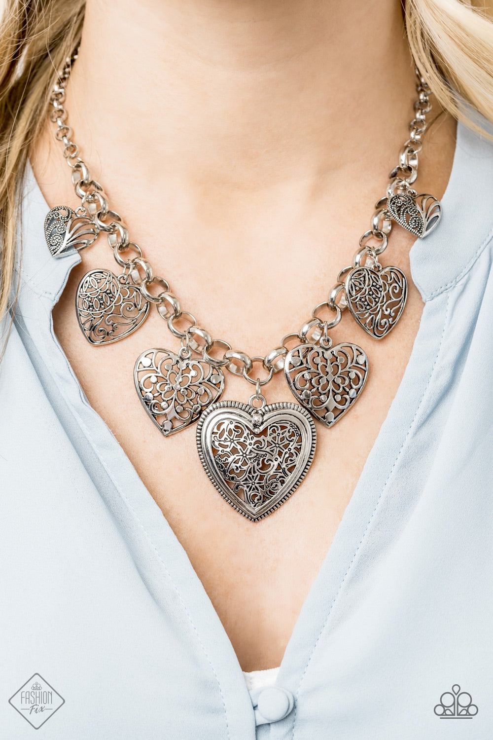 Paparazzi Jewelry Fashion Fix Love Lockets