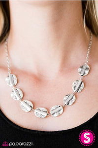 Paparazzi Jewelry Necklace TRIBE, TRIBE, Again - Silver