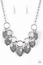 Load image into Gallery viewer, Paparazzi Jewelry Necklace Very Valentine - Pink