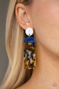 Paparazzi Jewelry Earrings HAUTE On Their Heels - Yellow