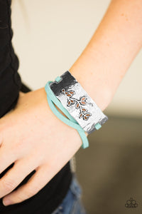Paparazzi Jewelry Bracelet Branching Out - Blue
