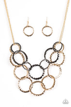 Load image into Gallery viewer, Paparazzi Jewelry Necklace Radiant Ringmaster - Multi