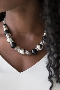 Paparazzi Jewelry Sets The Camera Never Lies/Camera Chic - Black
