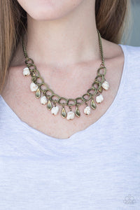 Paparazzi Jewelry Necklace Adventure Is Worthwhile/