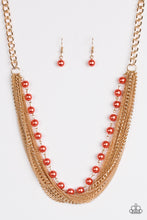 Load image into Gallery viewer, Paparazzi Jewelry Necklace  Fierce Fashion - Orange