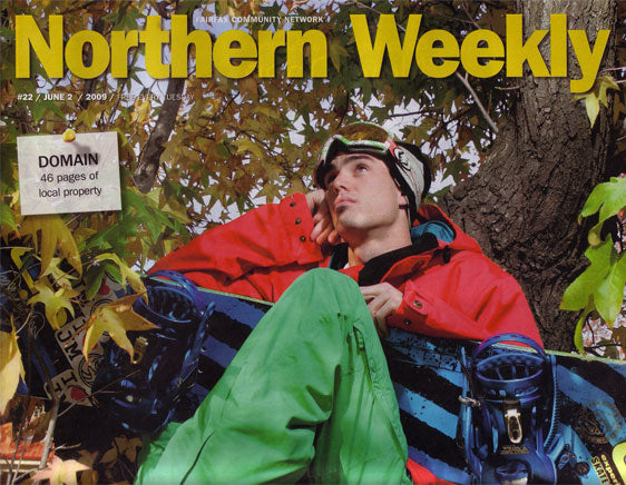 northern Weekly features Wellies Online