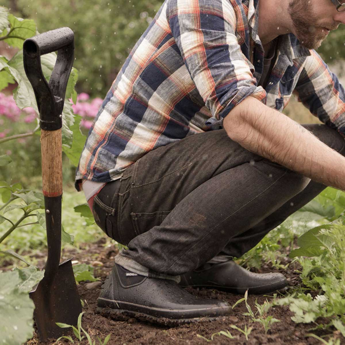 Mens Gardening Shoes